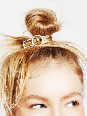 9 Easy Bun Hairstyles for When You Want to Be Sofa Chic