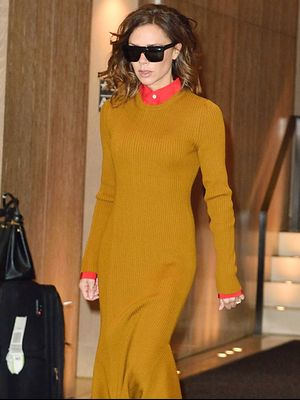Would You Wear Victoria Beckham's Favorite Heels to the Airport?