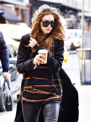 Gigi Hadid Proves That the Skinny Jean Isn't Going Anywhere