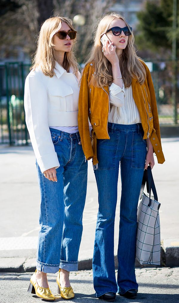 Fun fact: Carl is friends with Pernille Teisbaek. Stylish pals for the win!