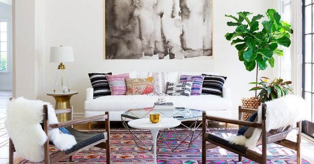 8 Easy Ways To Make Your Living Room Extra Cozy When You 39 Re Bored Mydomaine