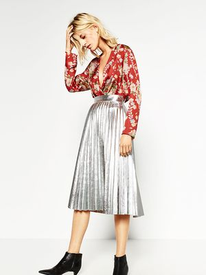 13 Zara Looks You'll Want to Wear to All Your Holiday Parties