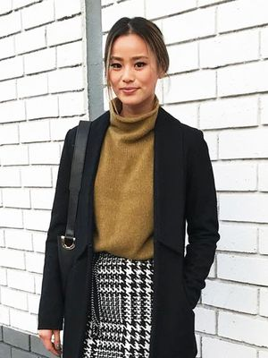 Jamie Chung Just Wore Your New Favorite Work Outfit