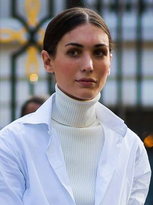 The Subtle—and Very Clever—Way to Wear a Turtleneck