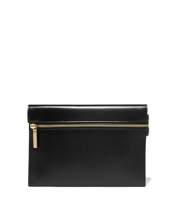 Victoria Beckham Small Leather Clutch