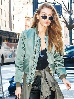 Gigi Hadid is Already Starting Some of 2017's Biggest Trends
