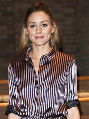 Olivia Palermo's Dress Looks So Comfortable for the Office
