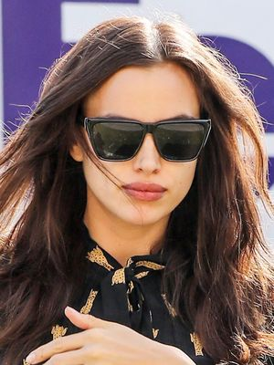 Is Irina Shayk's Ring Inspired by Kate Middleton's Engagement Ring?
