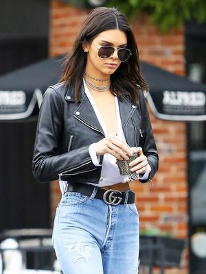 There's a Reason This Is Kendall Jenner's Go-To Outfit