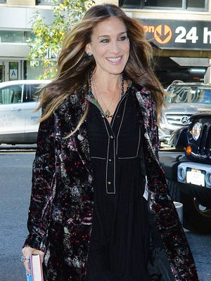 Have You Noticed SJP Is Always Wearing This Trend?