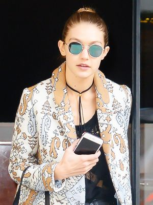 Gigi Hadid Proves This One Bag Works With Every Outfit