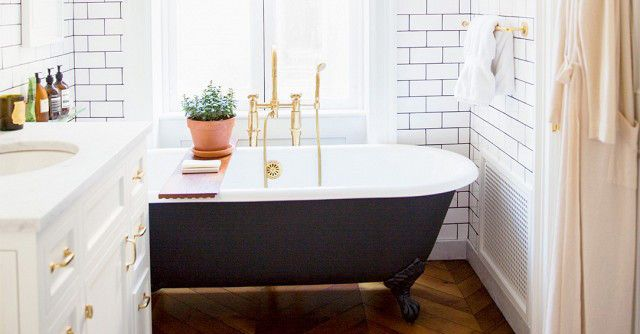17 most unique bathrooms we featured this year mydomaine au - Most beautiful bathrooms designs collection ...