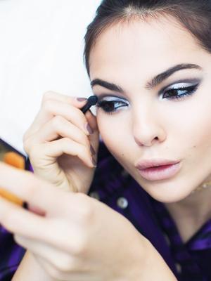 Doina Ciobanu's Über-Glam Kendall Jenner–Inspired Beauty Look