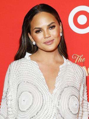 Chrissy Teigen's High School Picture Is the Least Awkward in History