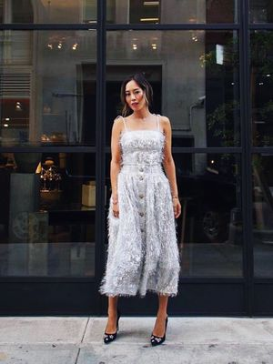 The 3 Party Dresses That Are All Over Our Instagram Feeds