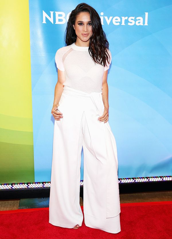#5: Go casual with all-white outfits