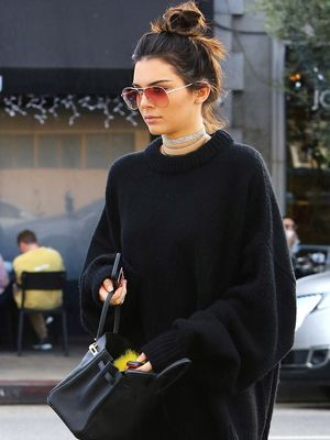The #1 Kendall Jenner Outfit for Lazy Girls Who Want to Look Cute