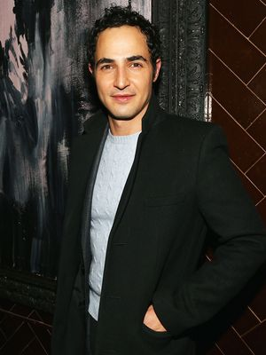 Zac Posen Spills What He's Most Looking Forward to in 2017