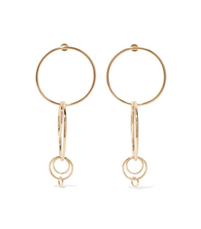 Jennifer Fisher Multi Hoop Earrings