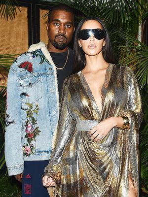 You Have to See Kanye West and Kim Kardashian's Family Christmas Card
