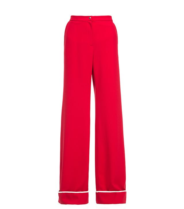 N. Duo Concept Red Tenenbaums Pants