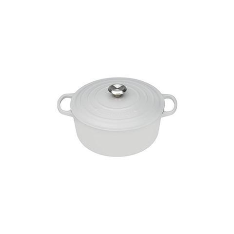 Cast iron round casserole dish 28cm
