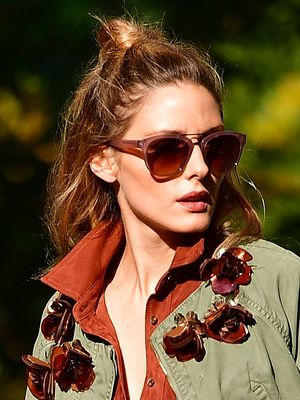 3 Ways Olivia Palermo Would Wear Her Hair to Work