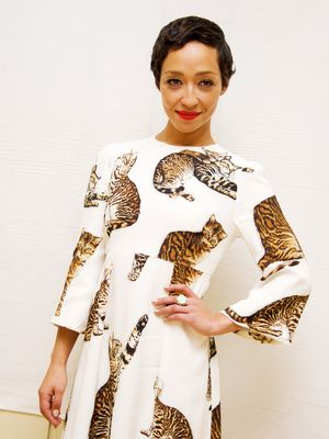 The First Red Carpet of 2017 Proves Ruth Negga Is One to Watch