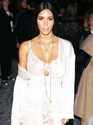 Kim Kardashian's First Instagram in 3 Months Is So Adorable