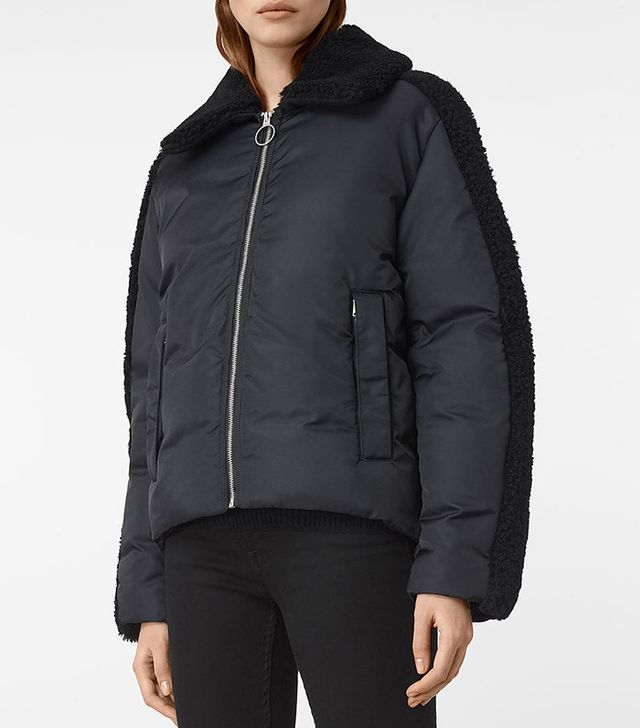 All Saints Asher Puffer Jacket
