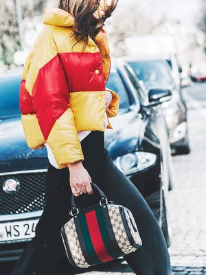 Yes, There Is a More Fashionable Way to Wear a Puffer Coat