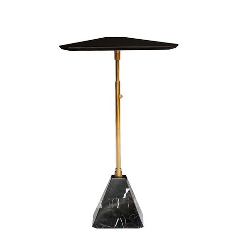 Erickson Aesthetics Pyramid Base Cocktail Table