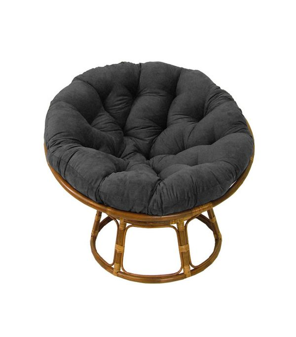 The Papasan Chair Is Just What Your Living Room Is Missing