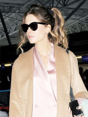 This Is the Outfit We Always Want to Wear to the Airport