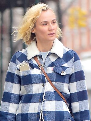 Diane Kruger Is Bringing Back Your Favorite Boots From 2004