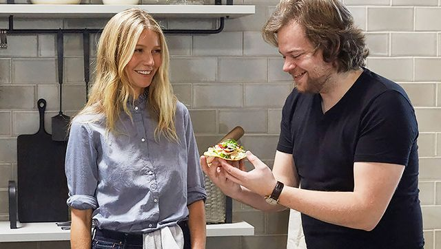 This Is How Gwyneth Paltrow Makes Tacos—the Healthy Way