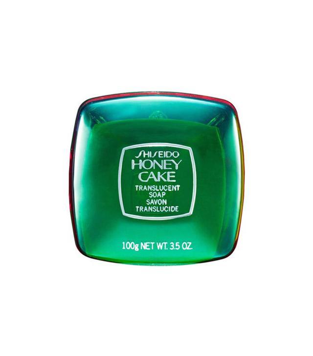 Shiseido-Honey-Cake-Translucent-Soap