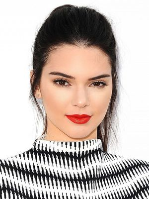 The Surprising Reason Kendall Jenner Painted Her Living Room Bright Pink