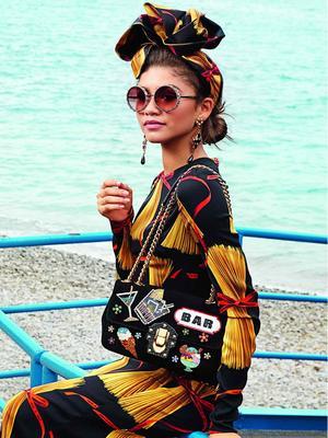 Zendaya's New Dolce & Gabbana Ads Are Simply Stunning