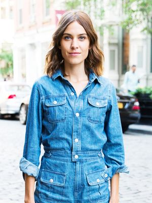 "The One Jumper Alexa Chung Says She's ""In a Relationship"" With"