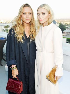 The Polarising New Shoe Trend the Olsen Twins Are Into