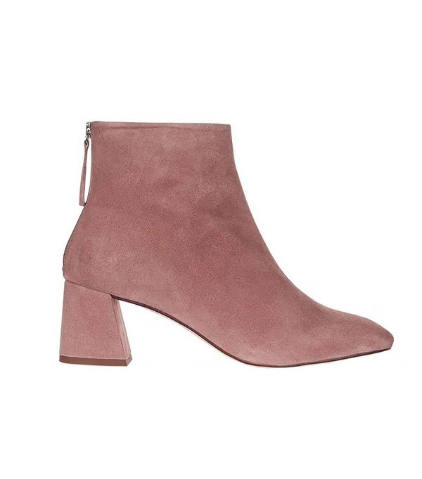 Topshop Maggie Suede Ankle Boots
