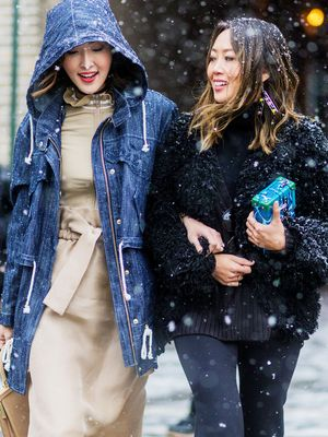 How to Stay Stylish When It's Arctic, According to Your Fave Bloggers