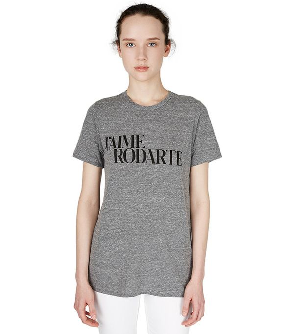 Rodarte Love/Hate T-Shirt