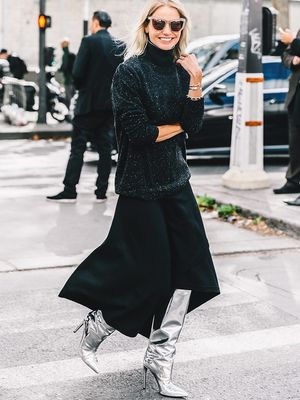 The 2017 Way to Wear Your Boots