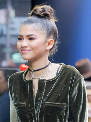 Zendaya Shared Some Winter Outfit Inspo (But You Probably Shouldn't Take it)
