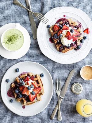 3 Ways to Look and Feel Healthier in One Week, According to a Dietitian