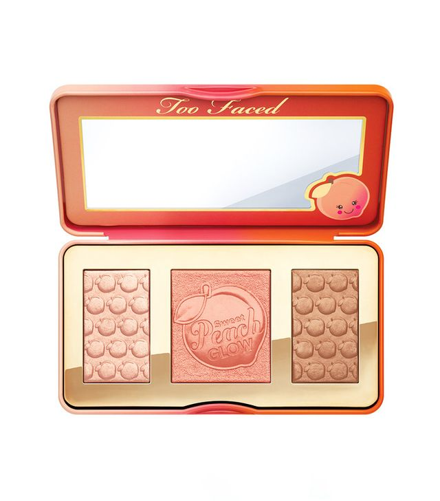 Best contour kit: Too Faced Best contour kit: Too Faced Sweet Peach Glow Peach-Infused Highlighting Palette