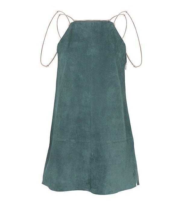 Alexis Zoya Suede Dress