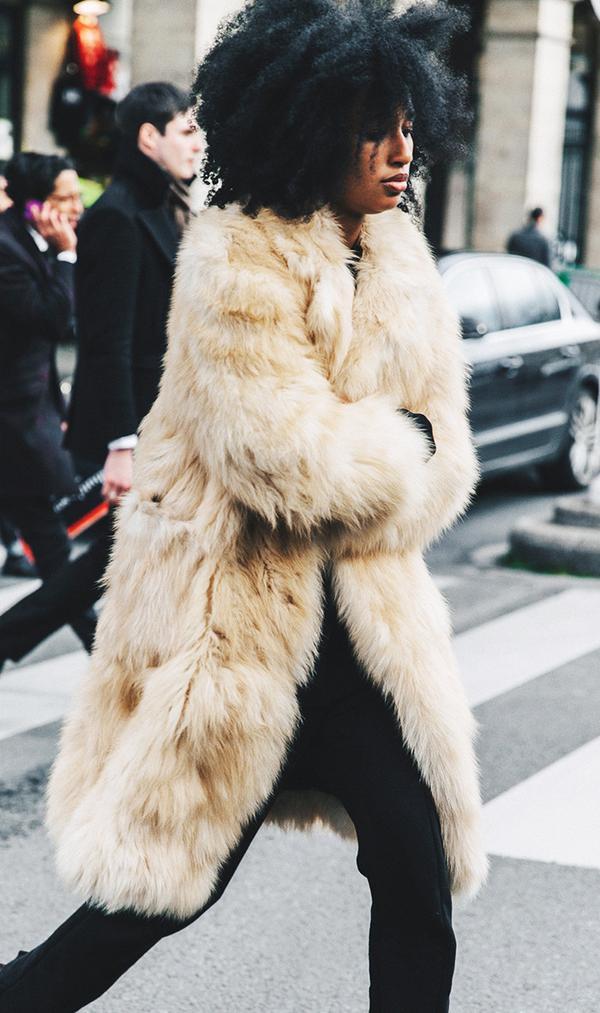 Julia Sarr Jamois street style
